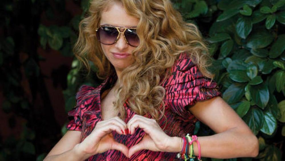 Paulina Rubio de nuevo enamorada