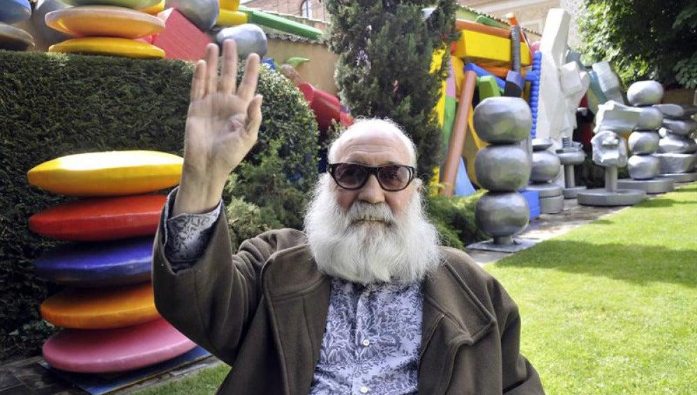 Fallece el escultor José María Moro