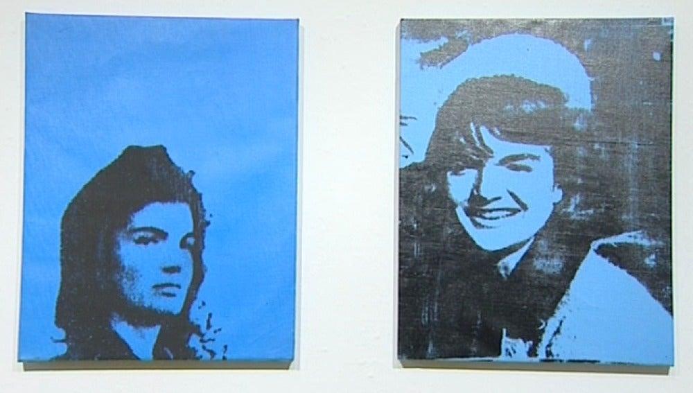 Jackie Kennedy por Andy Warhol
