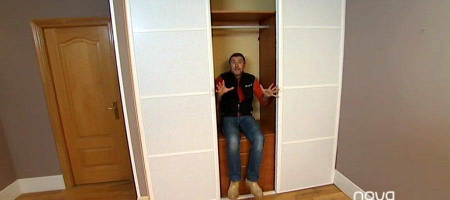 Antena 3 tv aprende a montar unas puertas correderas - Montar puerta corredera ...