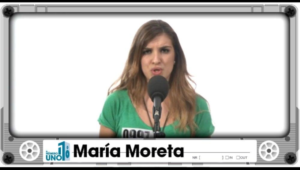 María Moreta