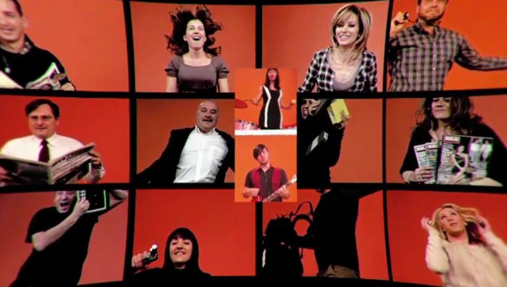 Antena 3 tv el equipo de 39 espejo p blico 39 da el salto al for Colaboradores espejo publico hoy