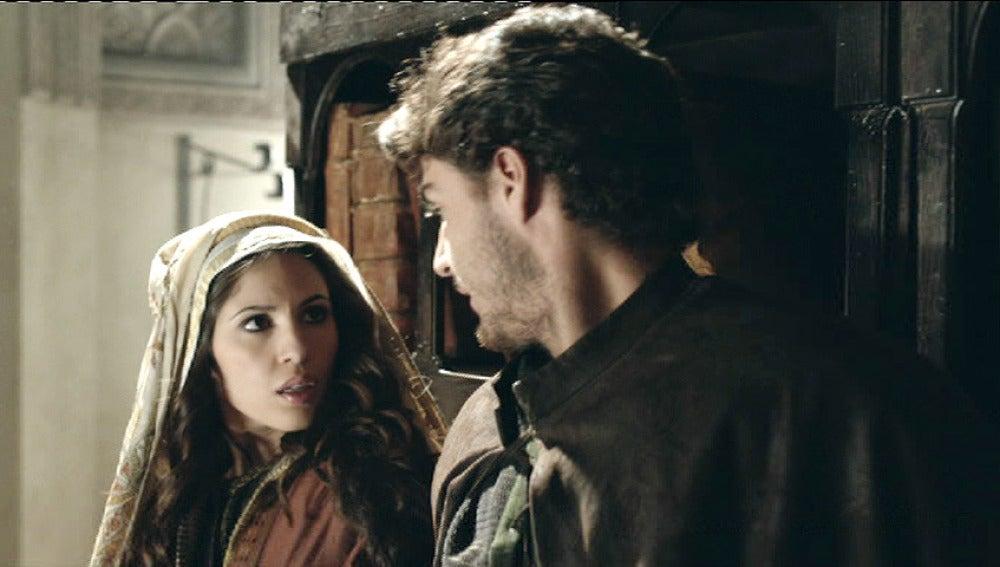 Fátima y Martín