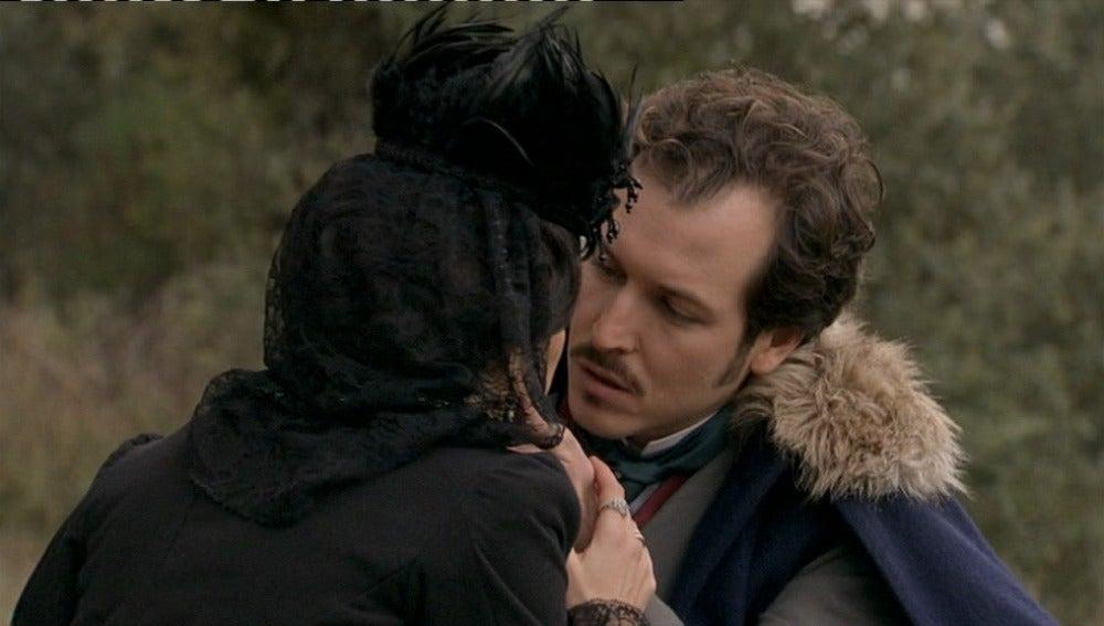 Aníbal y Teresa se declaran su amor