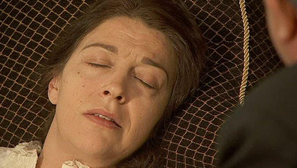Francisca ha entrado en coma