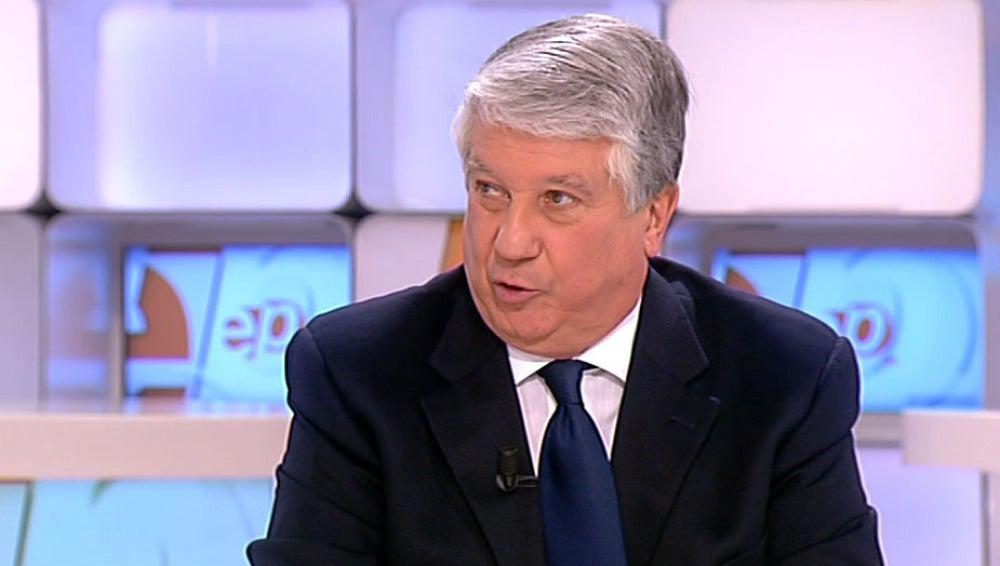Arturo Fernández, vicepresidente de la CEOE
