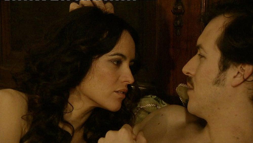 Teresa y Aníbal, pasión y desconfianza