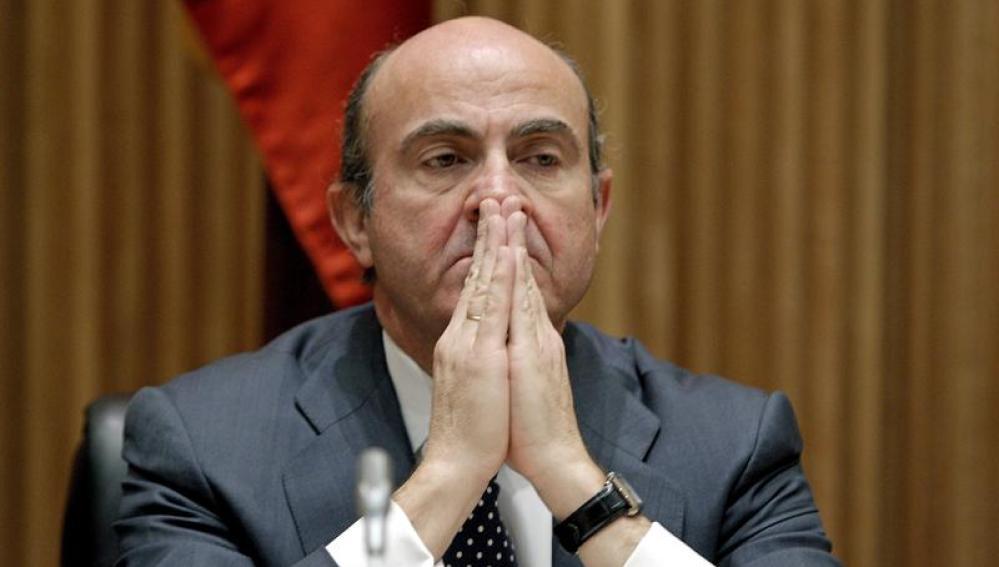 Luis de Guindos, ministro de Economía y Competitividad