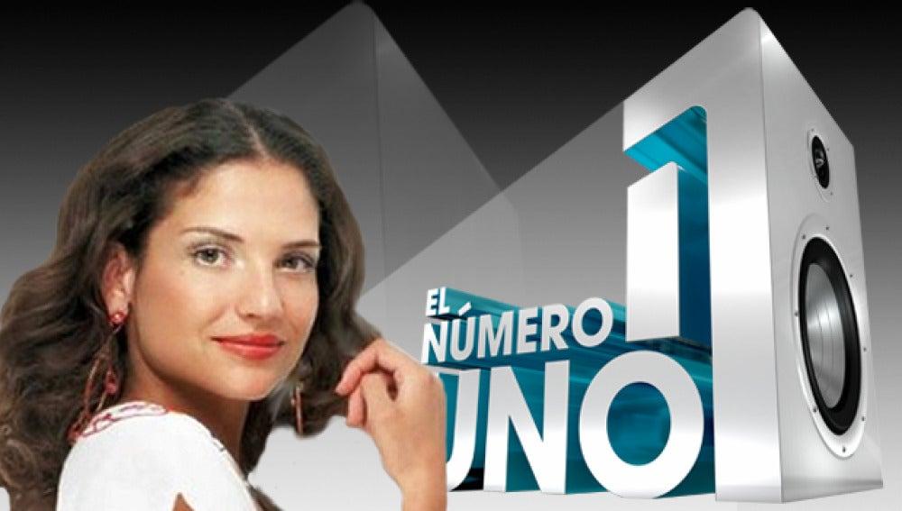 Natalia Jiménez, jurado de El Número Uno