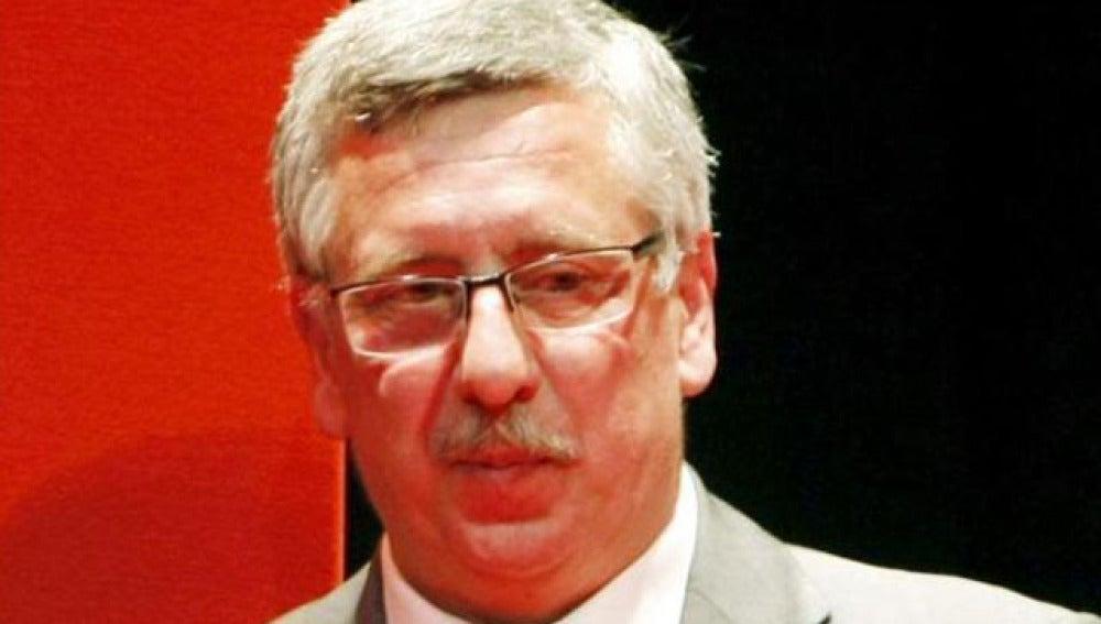 Gorka Landaburu, periodista vasco
