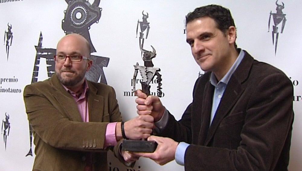 Los ganadores del premio Minotauro de Literatura