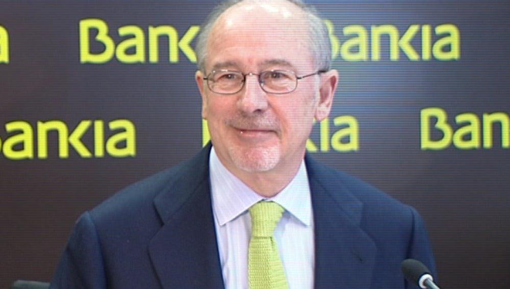 Rodrigo Rato, Bankia