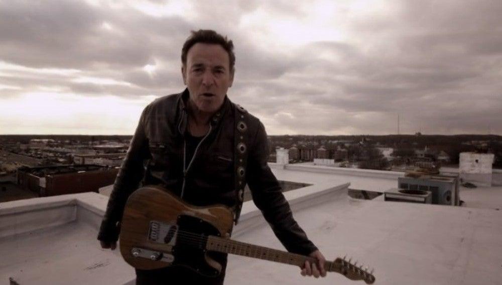 nuevo videoclip de Springsteen