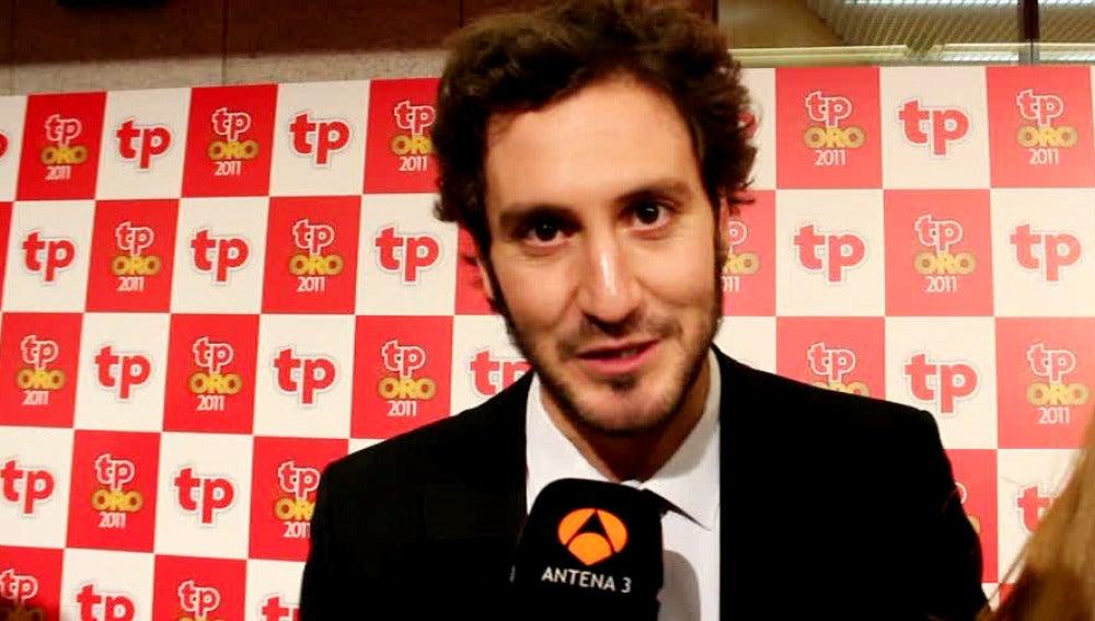 Álex Gadea en los TP de Oro 2012