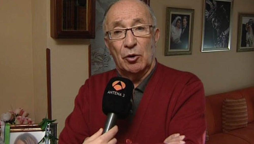El abuelo de Marta del Castillo, José Antonio Casanueva
