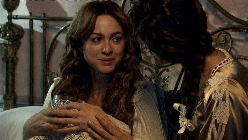 Jimena, un gran apoyo para Sara