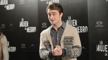 Daniel Radcliffe en Madrid