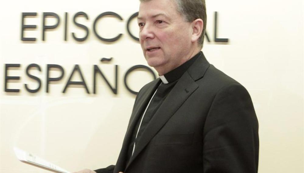 El portavoz de la Conferencia Episcopal Española