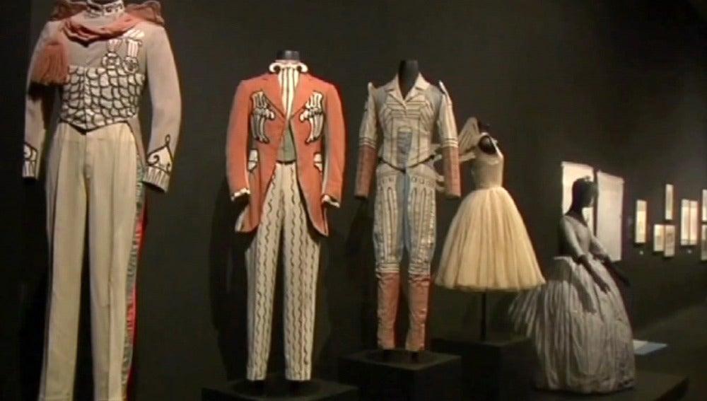 Vestuario de los ballets rusos