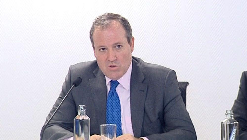 Jesús Terciado, presidente
