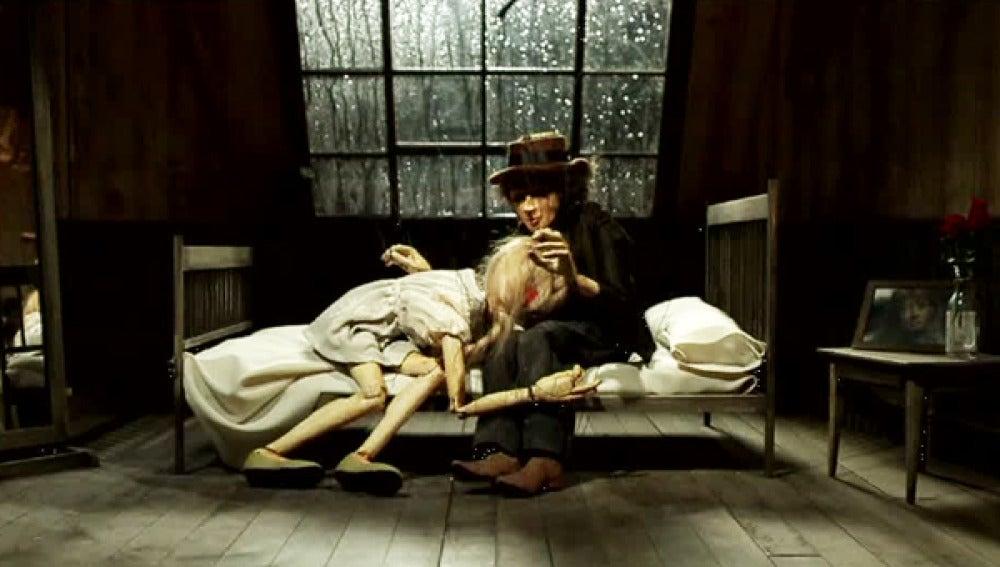 Sexo oral entre marionetas