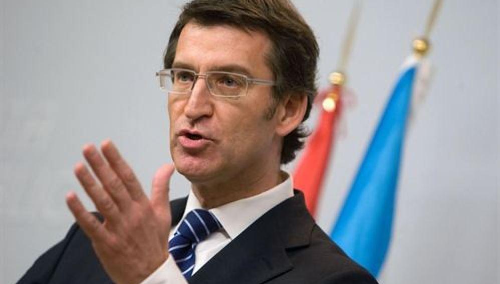 Alberto Núñez Feijoo 2 - Xunta de Galicia