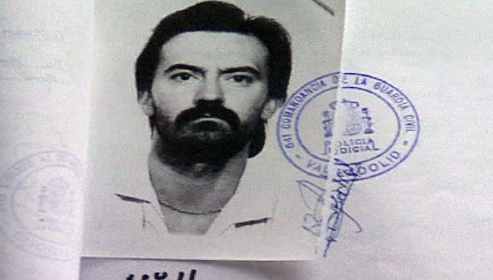 Juan Manuel Valentín Tejero, violador y asesino de Olga Sangrador