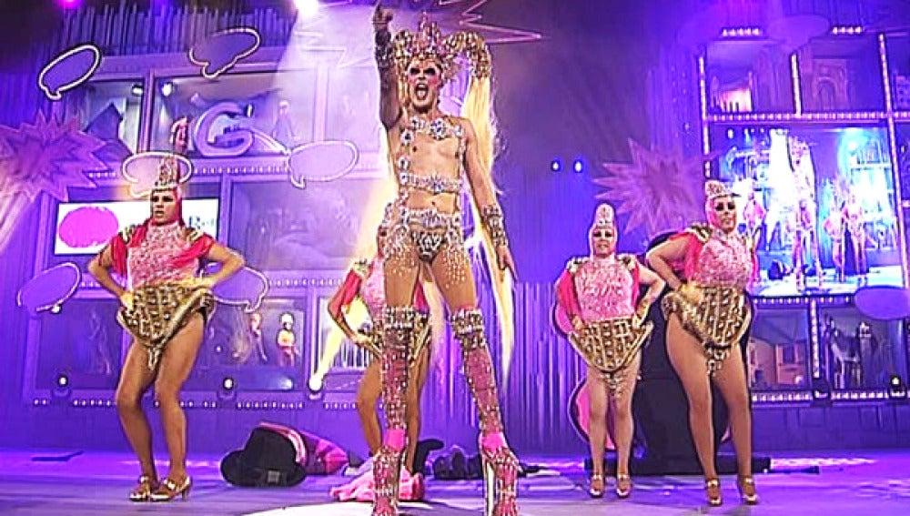 La mejor drag queen de Las Palmas