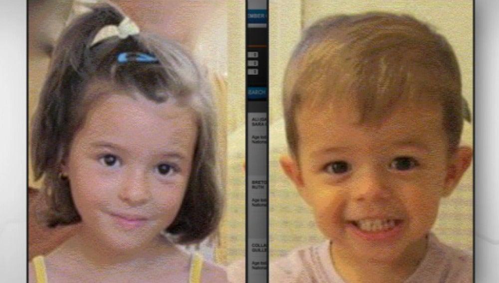 Ruth y José, los niños desparecidos en Córdoba