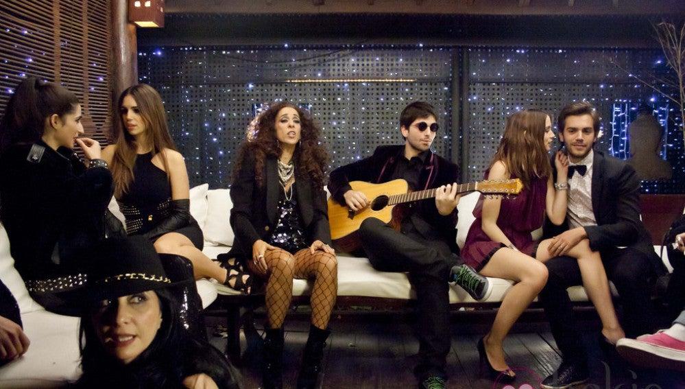 Videoclip de Rosario Flores