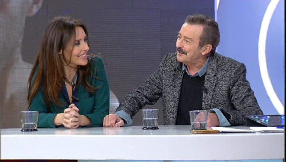 Patricia Vico y Juan Diego