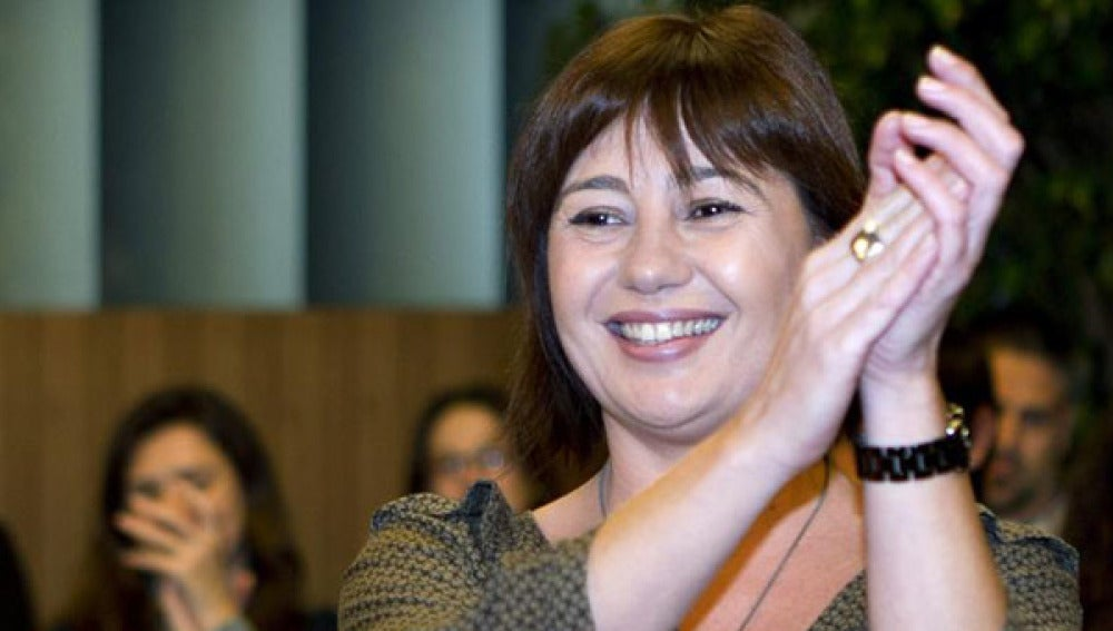 Francina Armengol, nueva secretaria del PSOE balear
