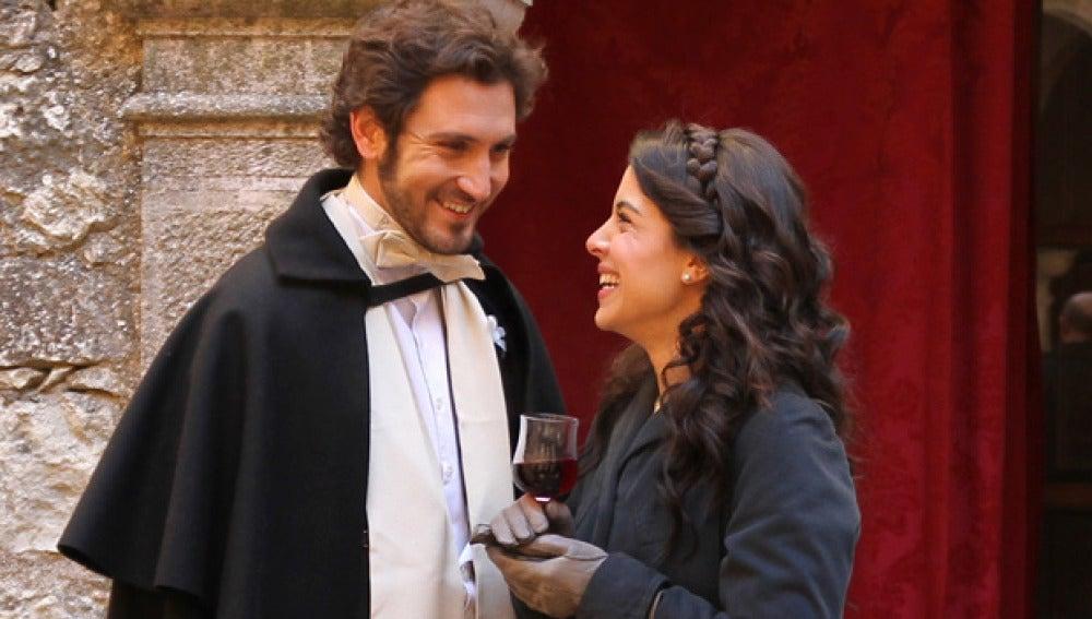 Tristán y Gregoria