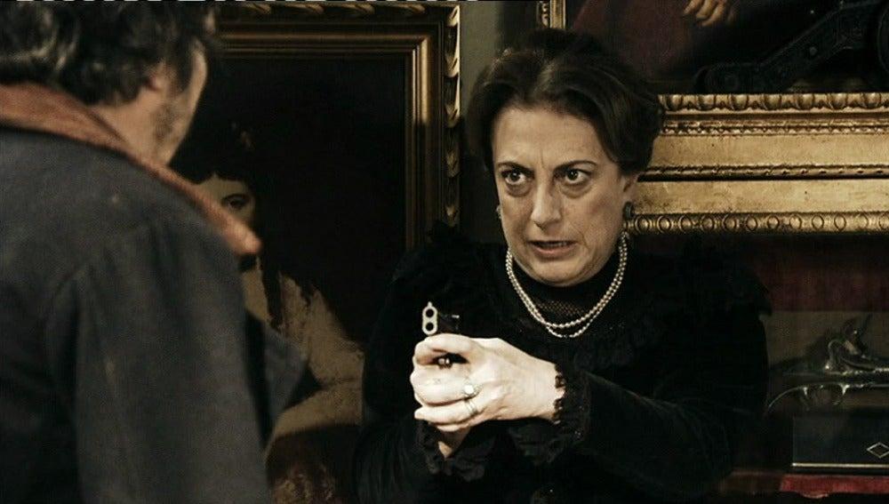 Leonor acaba con la vida de Mendoza