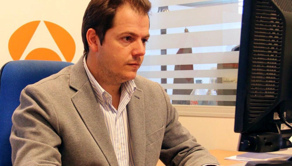 Alejandro Suárez, autor de 'Desnudando a Google'