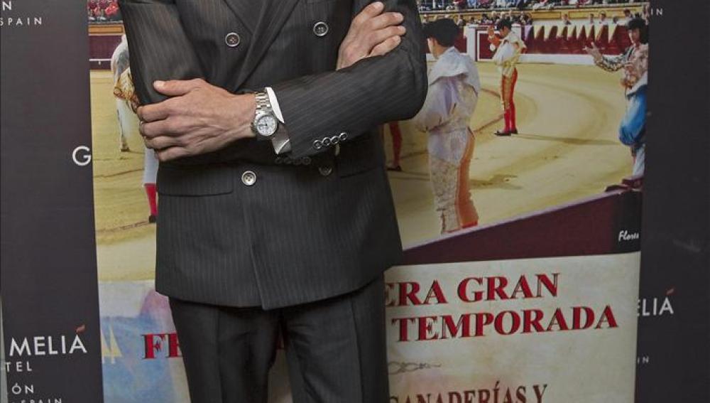 El diestro jerezano Juan José Padilla