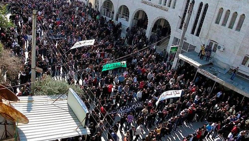 Veinte muertos en una nueva jornada de violencia en Siria