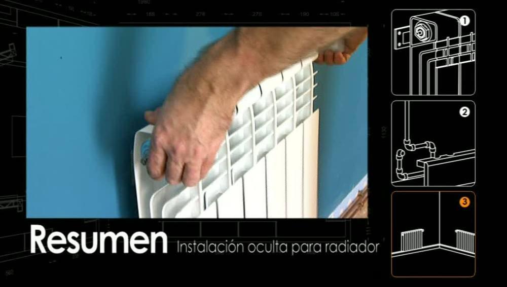 Cambia tu mismo el radiador de casa