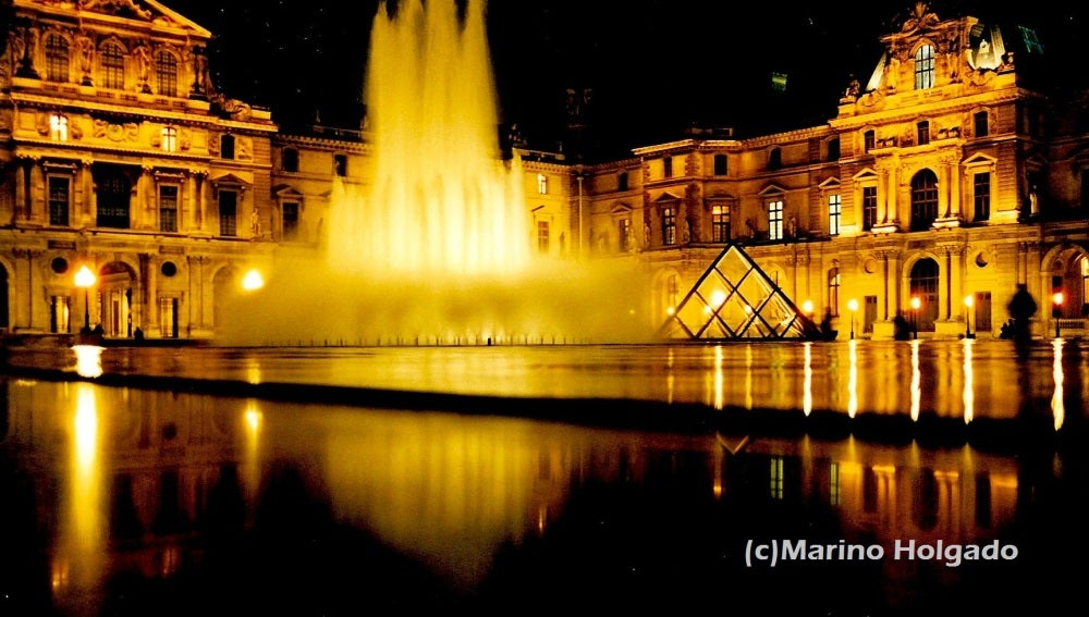 El Museo del Louvre, de París, expondrá durante tres meses las dos Giocondas. Foto: Marino Holgado