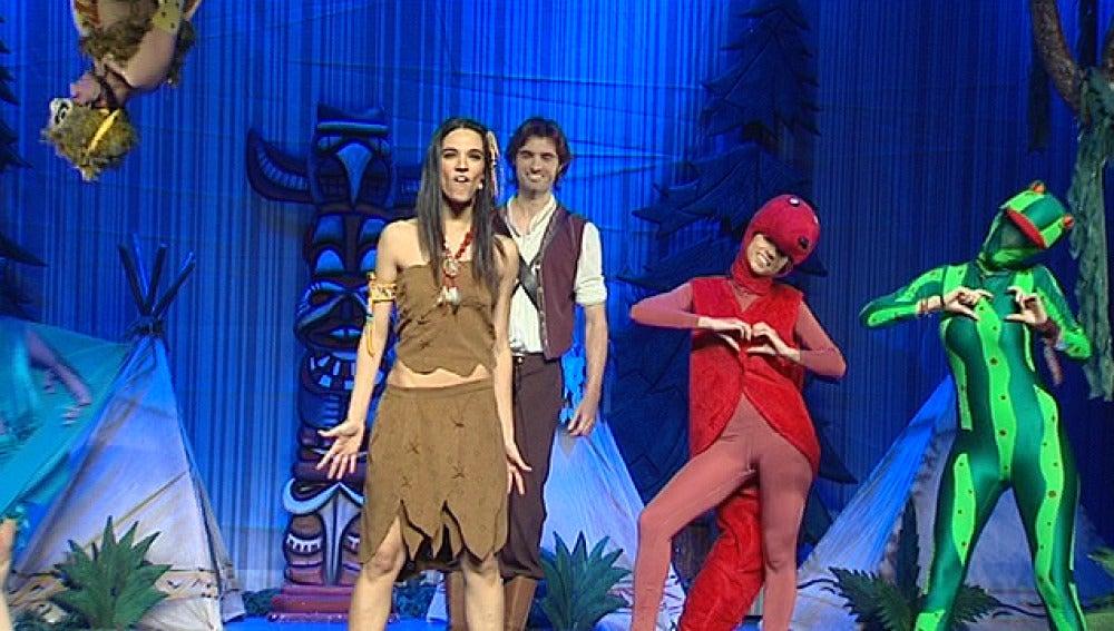 El musical Pocahontas llega a Madrid
