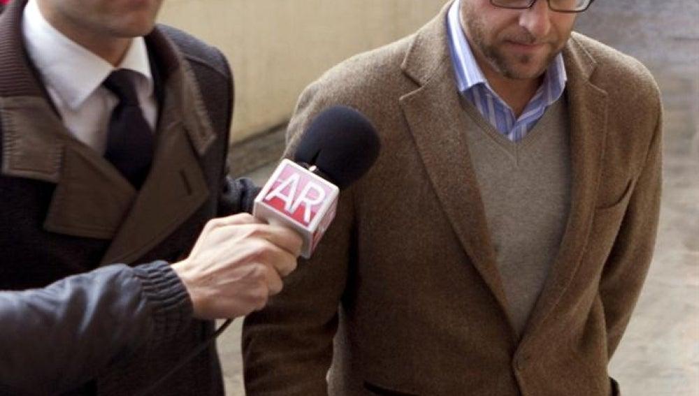 El ex empleado del Instituto Nóos Juan Carlos Molinero
