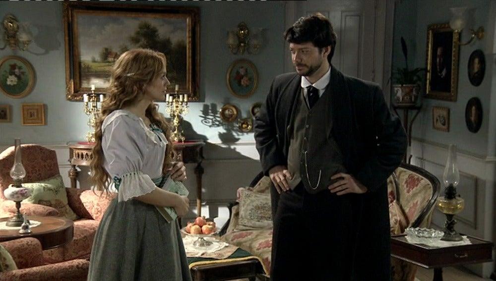 Adolfo y Sara se alían