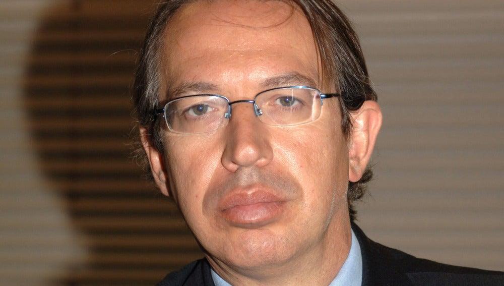 El periodista José Antonio Vera