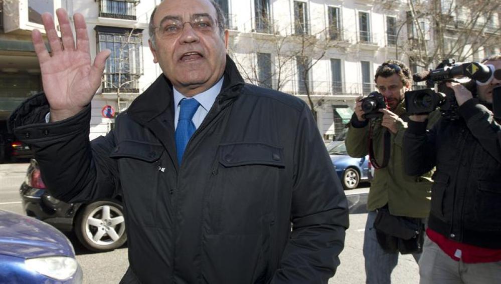 Diaz Ferrán, expresidente de Marsans