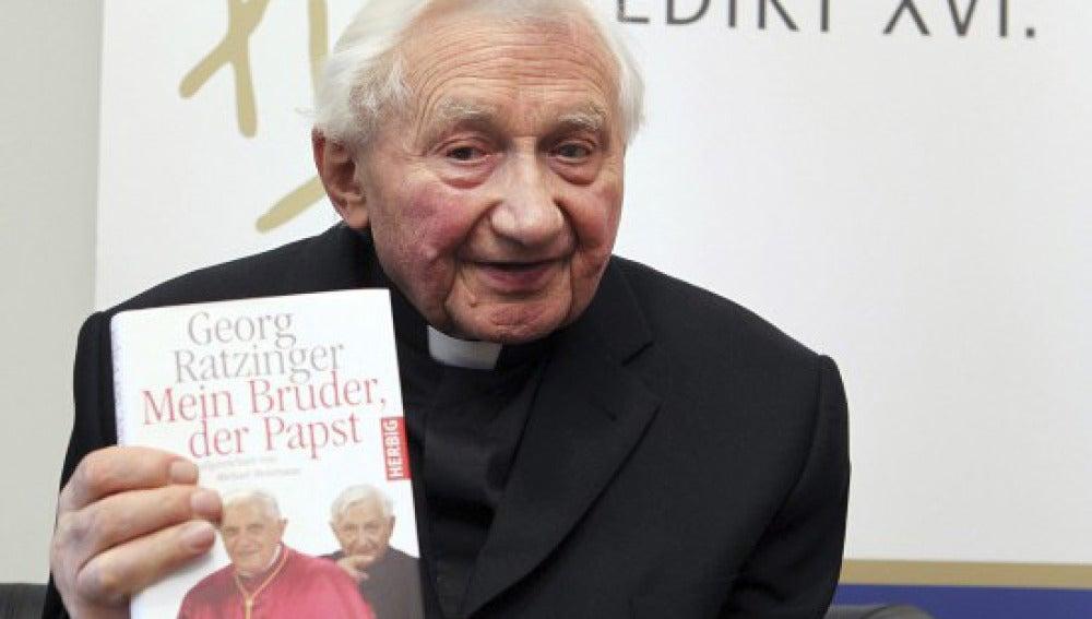 Hermano del Papa Benedicto XVI