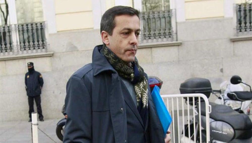 José Antonio Orozco, imputado en el 'caso Campeón'