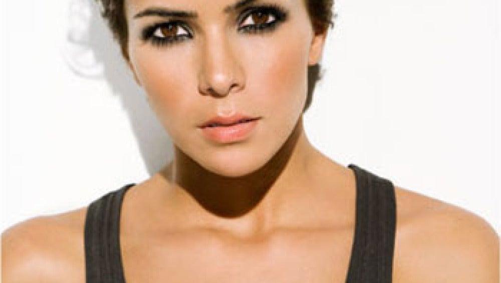 Raquel del Rosario, vocalista de 'El Sueño de Morfeo'.