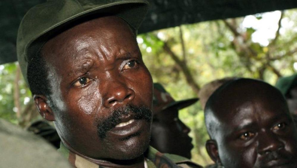 Joseph Kony, guerrillero ugandés