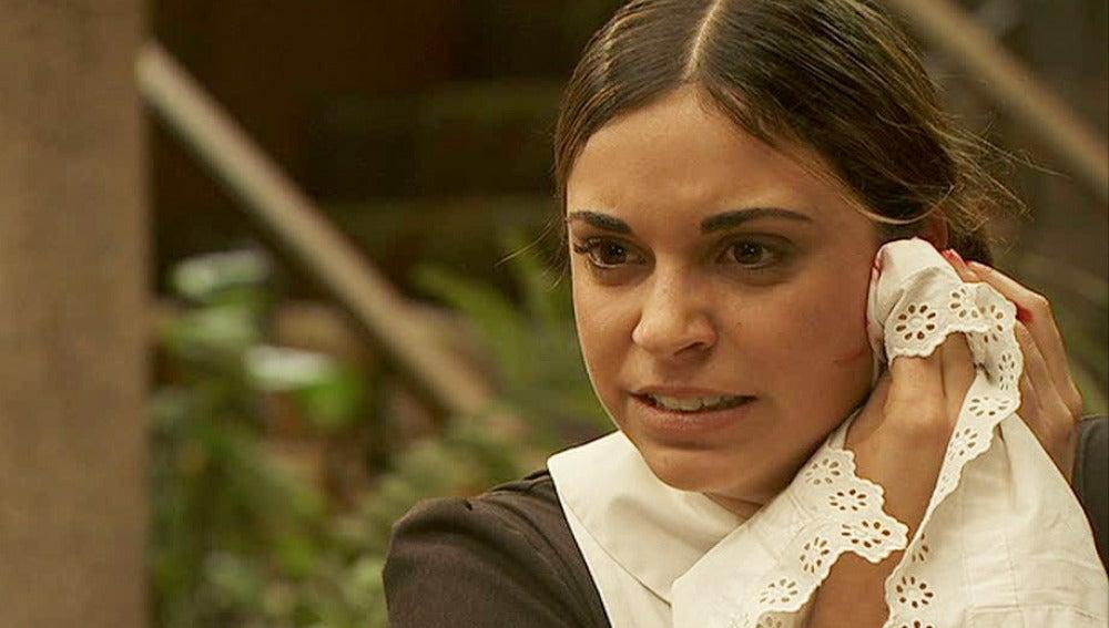 Mariana se rebela contra Francisca