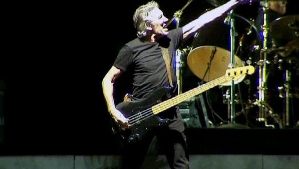 Roger Waters, exlíder de Pink Floyd